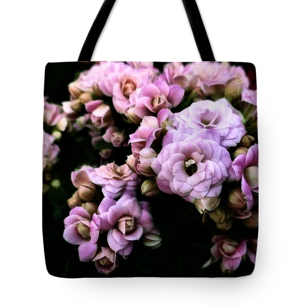 Petite And Pink Tote Bag by Steve Taylor