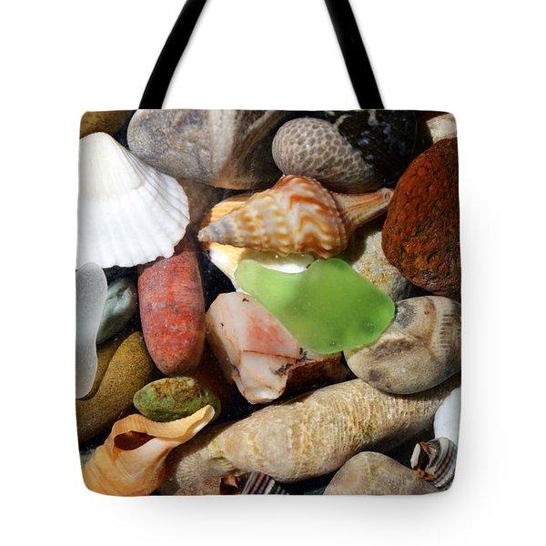 Petoskey Stones L Tote Bag