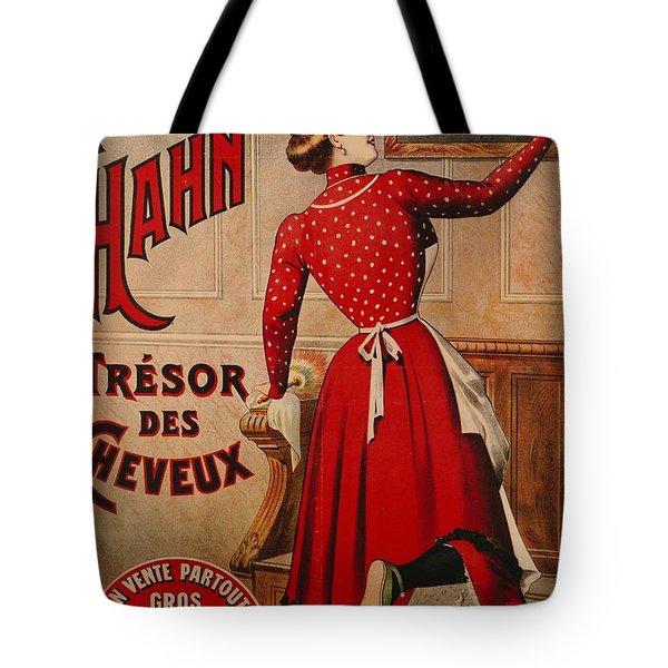 Petrole Hahn Tote Bag