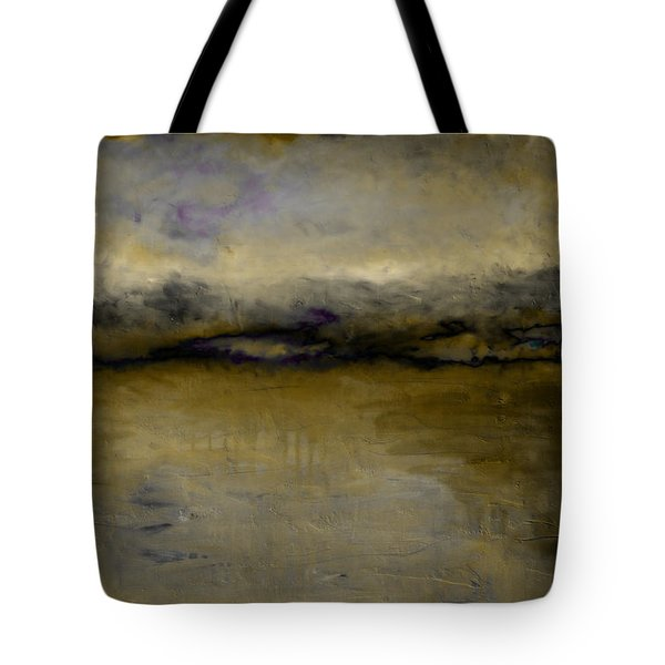 Pewter Skies Tote Bag