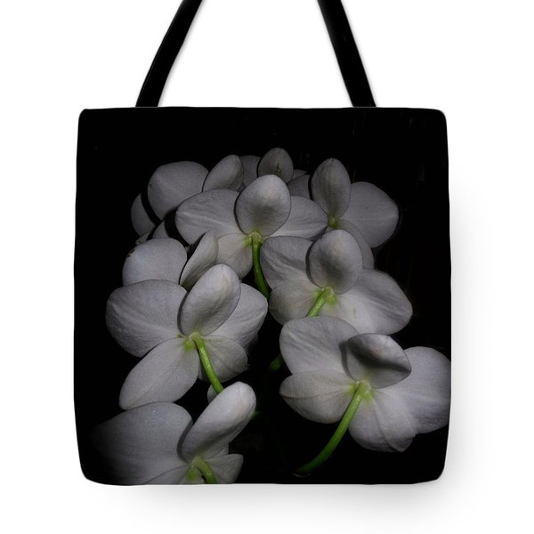 Phalaenopsis Backs Tote Bag by Joyce Dickens