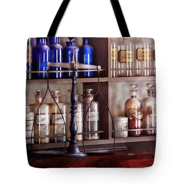 Pharmacy - Apothecarius  Tote Bag