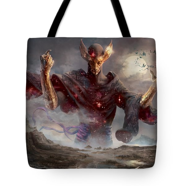 Phenax God Of Deception Tote Bag