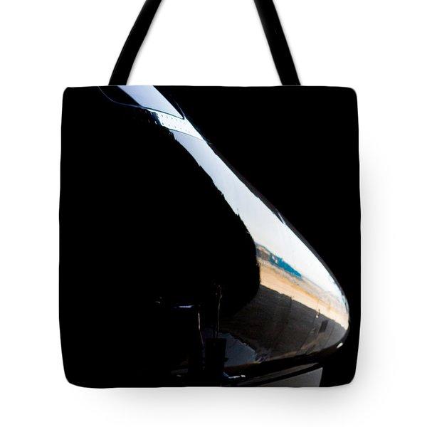 Phenom Reflection Tote Bag by Paul Job