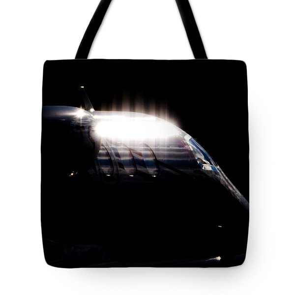 Phenon Reflections Tote Bag by Paul Job