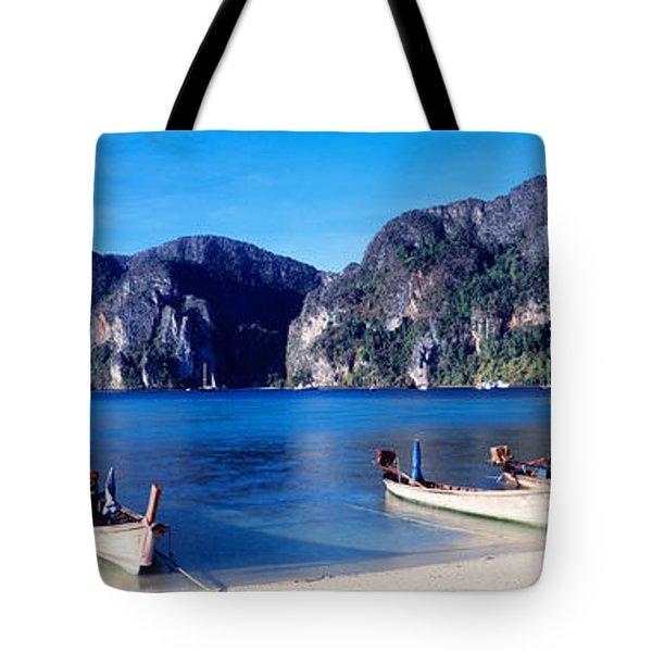 Phi Phi Islands Thailand Tote Bag