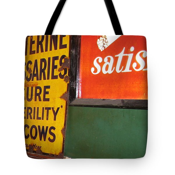 Phil Carrolls Tote Bag by Suzanne Oesterling