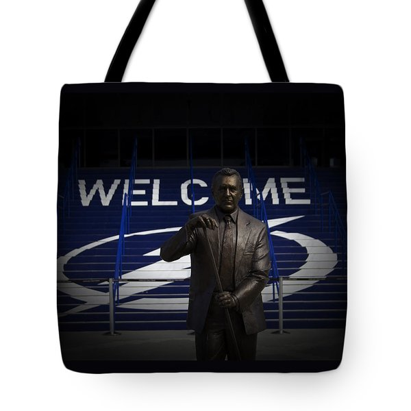 Phil Esposito Says II Tote Bag