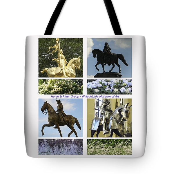 Tote Bag featuring the photograph Philadelphia Museum Of Art by Mary Ann Leitch