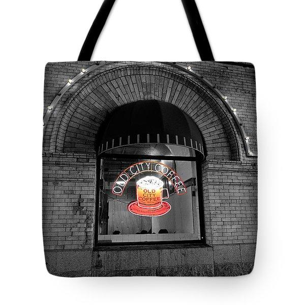 Philadelphia -old City Coffee Tote Bag