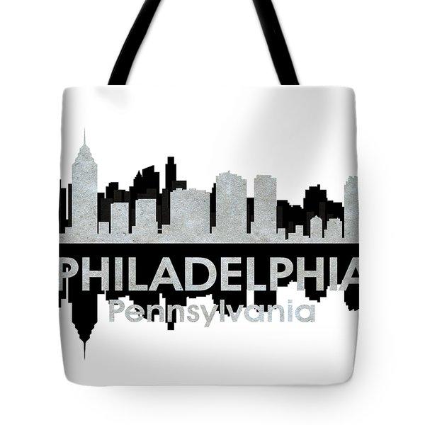 Philadelphia Pa 4 Tote Bag by Angelina Vick