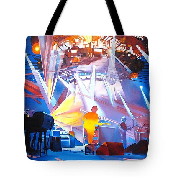 Phish-in Deep Space Tote Bag by Joshua Morton