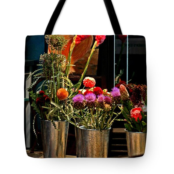 Phlower Vases Tote Bag