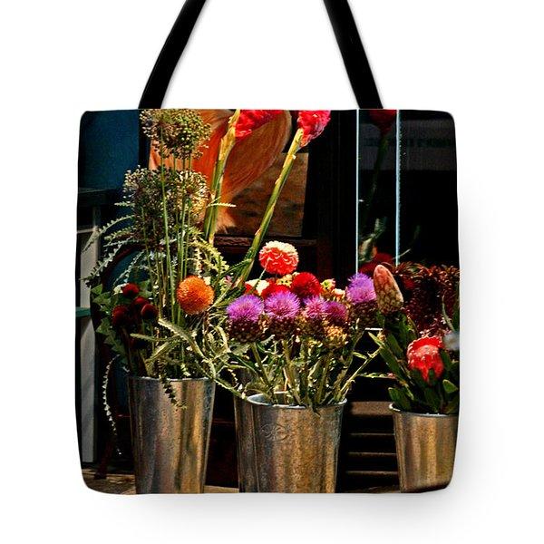 Phlower Vases Tote Bag