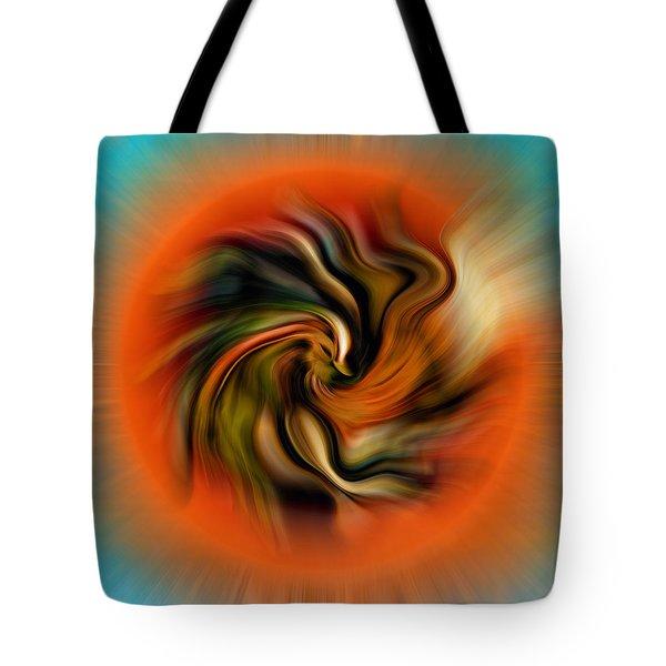 Phoenix Tote Bag by Alessandro Della Pietra