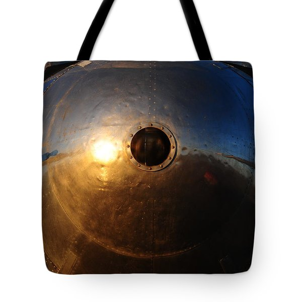 Phoenix Nose Tote Bag