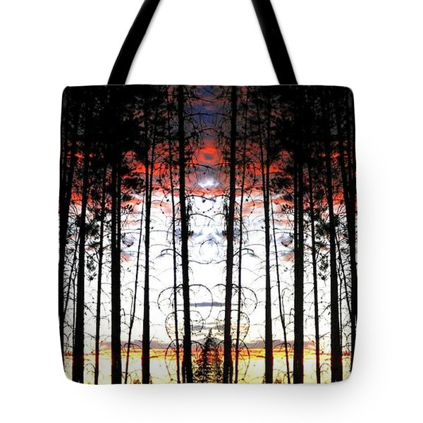 Photo Synthesis 1 Tote Bag