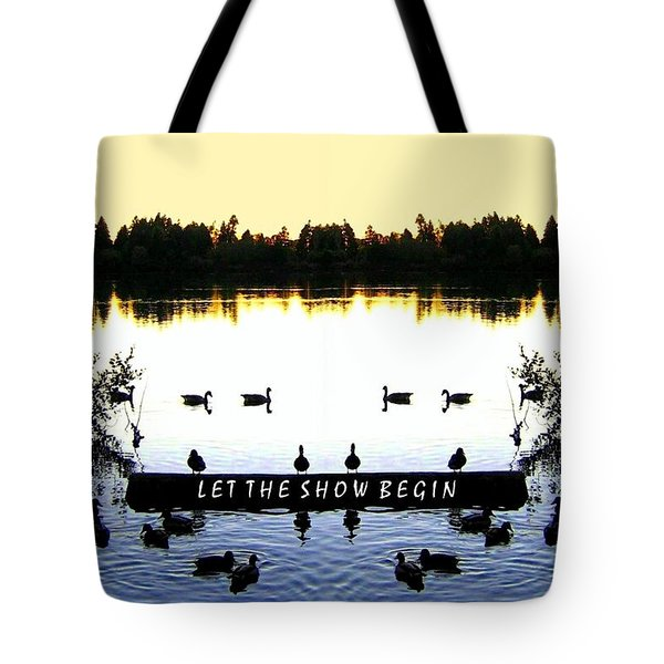 Photo Synthesis 4 Tote Bag