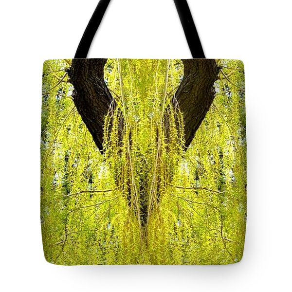 Photo Synthesis 5 Tote Bag