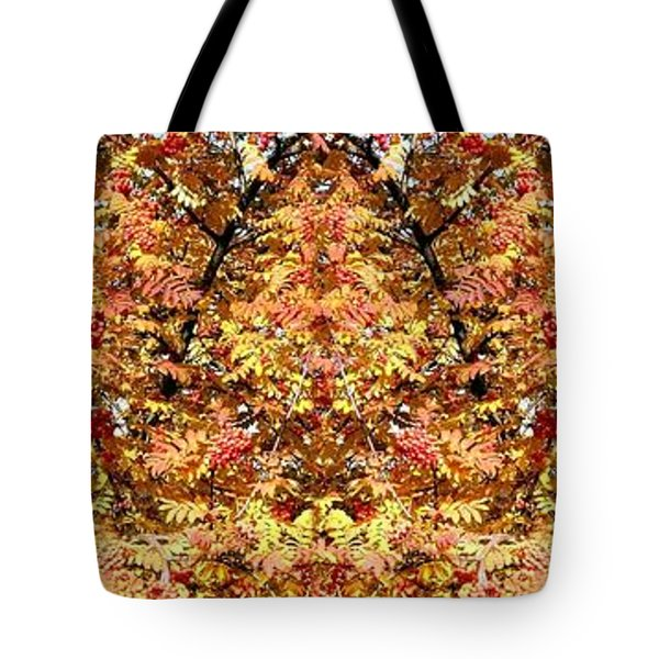 Photo Synthesis 6 Tote Bag