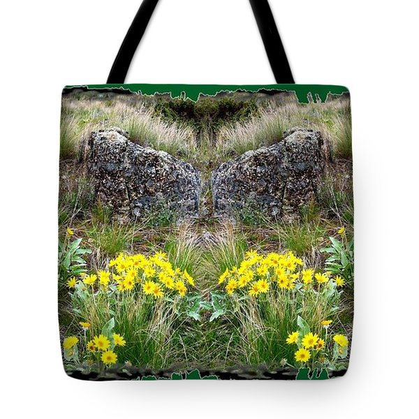 Photo Synthesis 9 Tote Bag