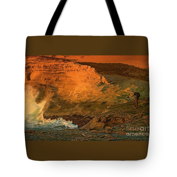 Photographers Paradise Tote Bag