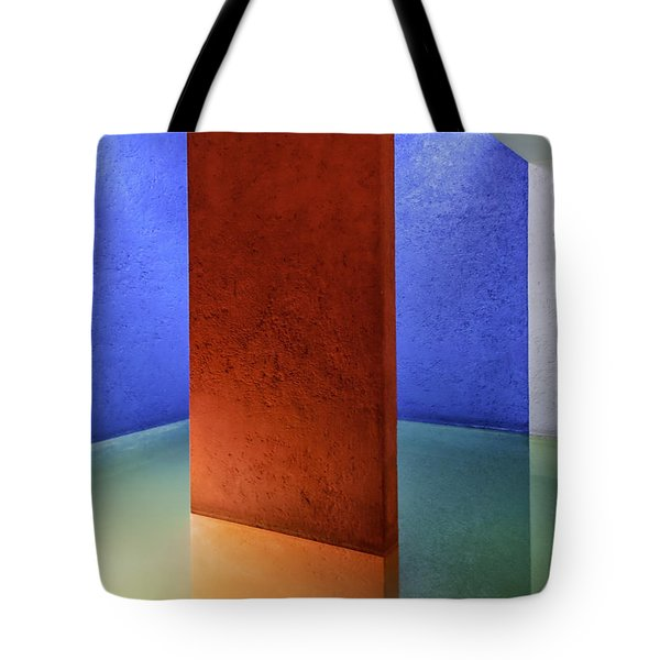 Physical Abstraction Tote Bag