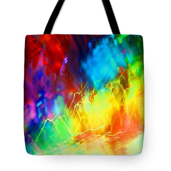 Physical Graffiti 1full Image Tote Bag