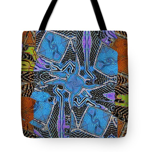 Piano Strings 5 Tote Bag
