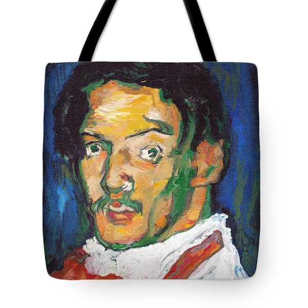 Picasso Tote Bag by Tom Roderick