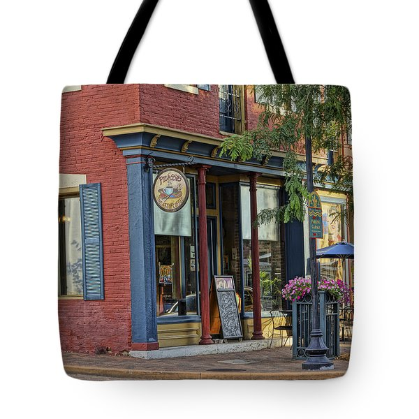Picasso's N Main St Charles Mo Dsc00900  Tote Bag