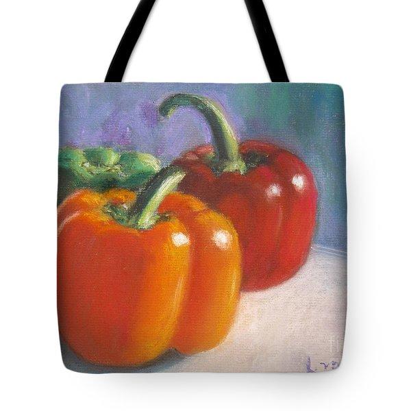 Pick A Pepper Tote Bag