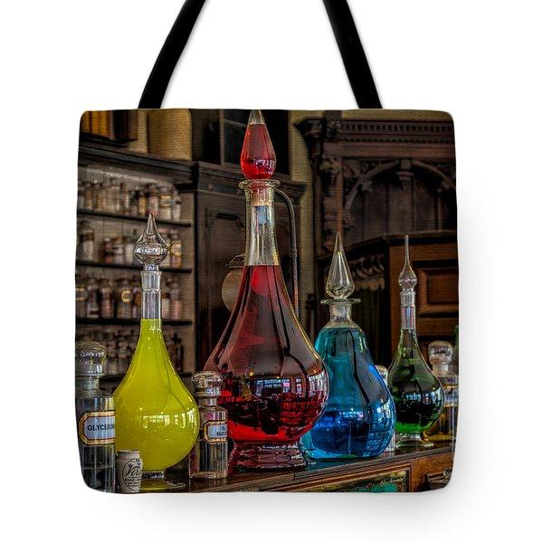 Pick An Elixir Tote Bag