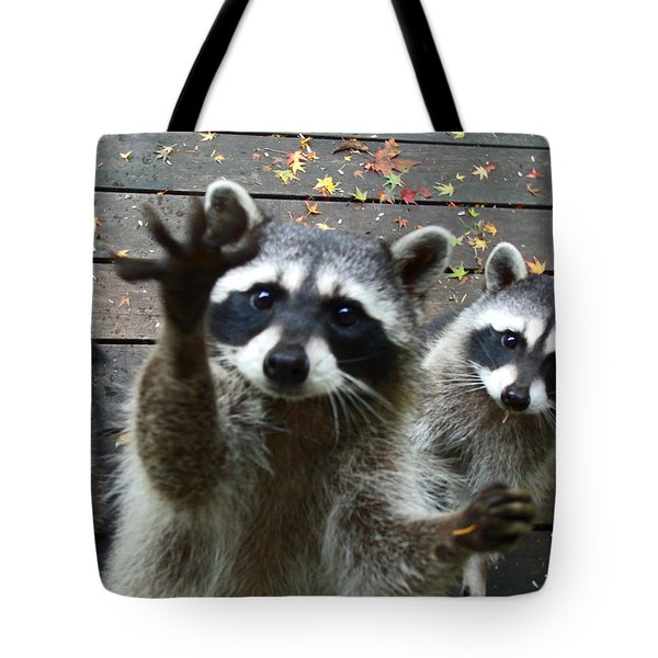 Pick Me I Know The Answer Tote Bag by Kym Backland