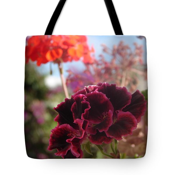 Tote Bag featuring the photograph Pick Me by Lew Davis