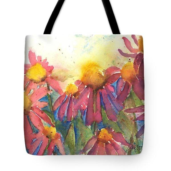Pick Me Pick Me Tote Bag by Sherry Harradence