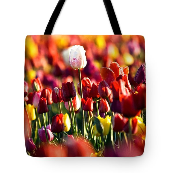 Tote Bag featuring the photograph Pick Me by Ronda Kimbrow