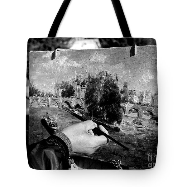 Pic...k The Artist Tote Bag