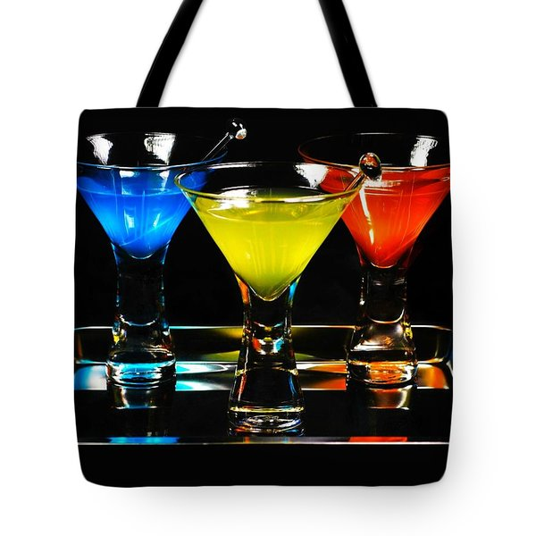Pick Your Poison Tote Bag by Diana Angstadt