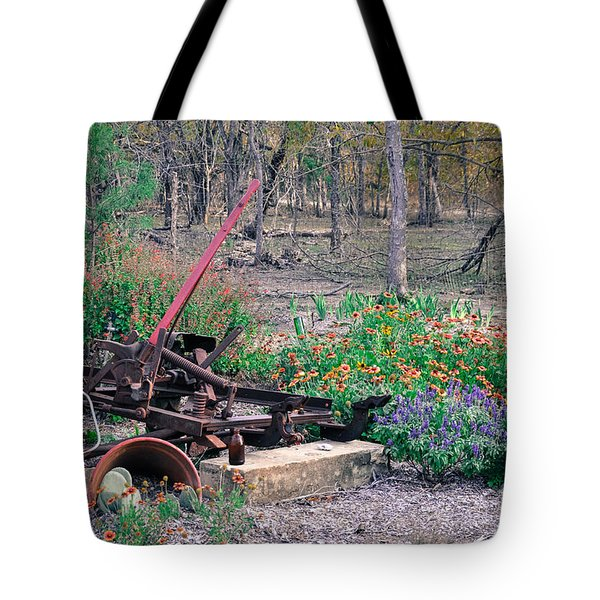 Pickle Creek Ranch Botanical Garden Tote Bag
