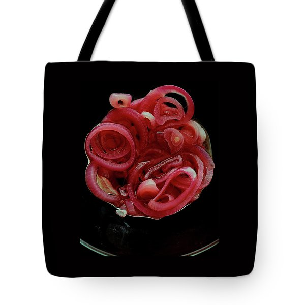 Pickled Red Onions Tote Bag