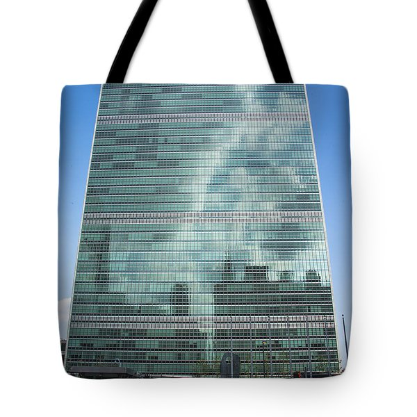Picture Within A Picture Tote Bag by Theodore Jones