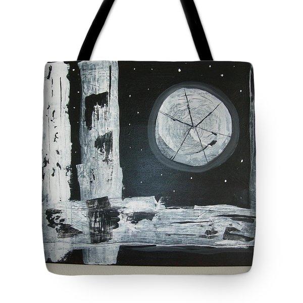 Pie In The Sky Tote Bag
