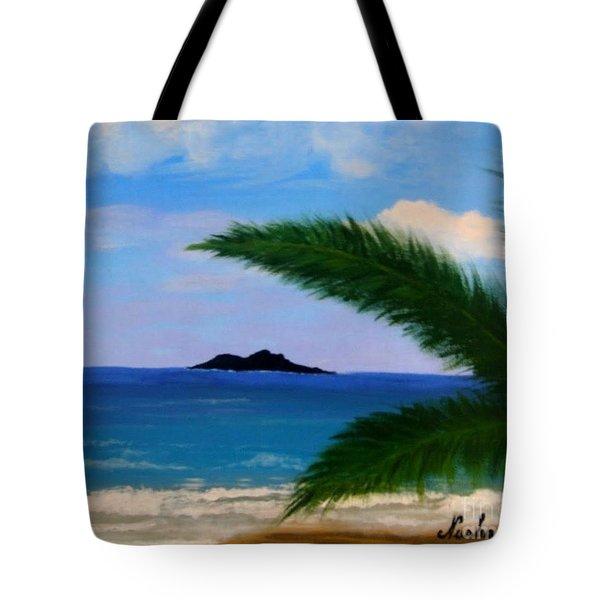 Piece Of Heaven Tote Bag