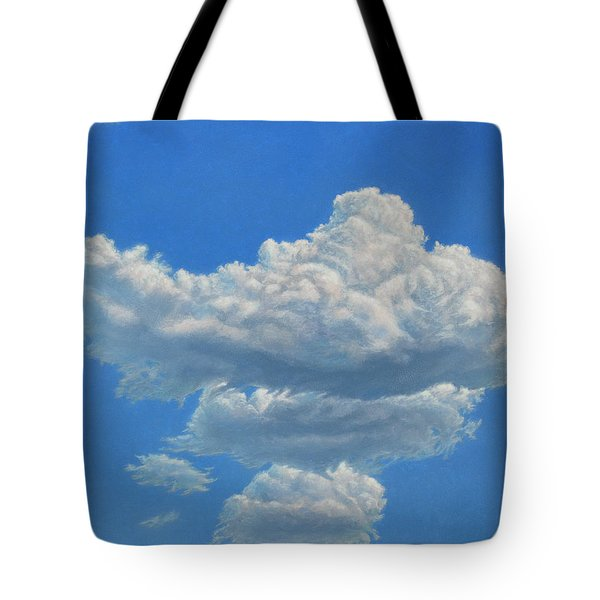Piece Of Sky 3 Tote Bag