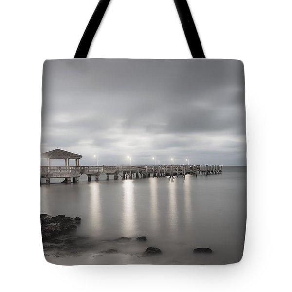 Pier II Tote Bag