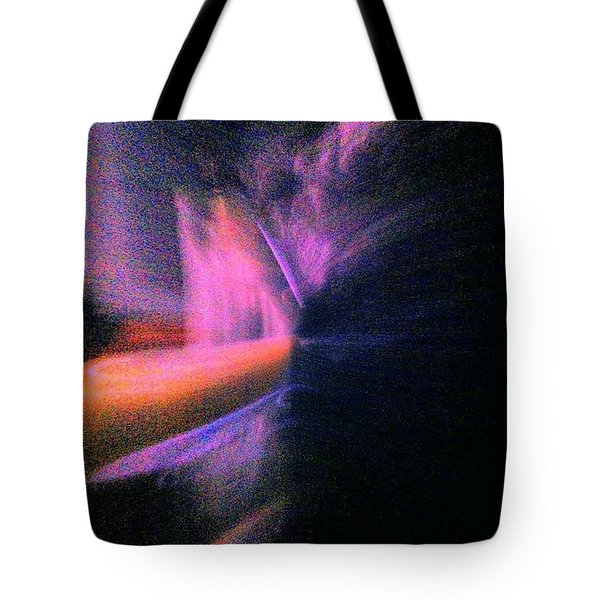 Pierce The Silence Tote Bag