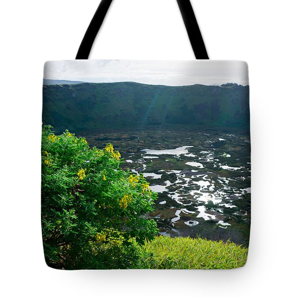 Piercing Sunlight Tote Bag