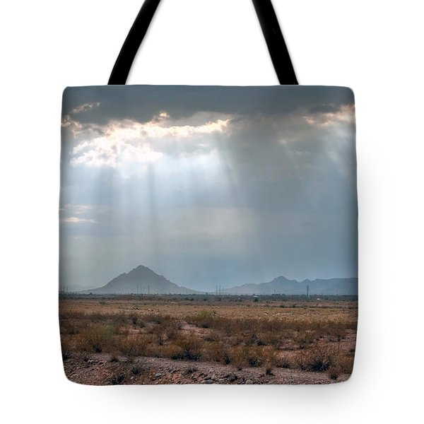 Dancing In The Light Tote Bag