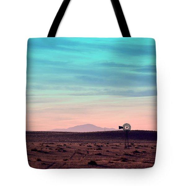 Pikes Peak To Prairie Tote Bag by Clarice  Lakota